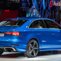 Is The Fire-Breathing 400HP Audi RS3 Sedan Coming To The US?