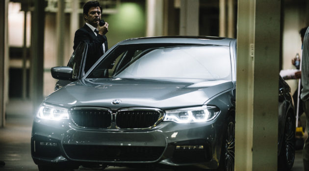Clive Owen Return To The Driver's Seat In BMW Films 'The Escape'
