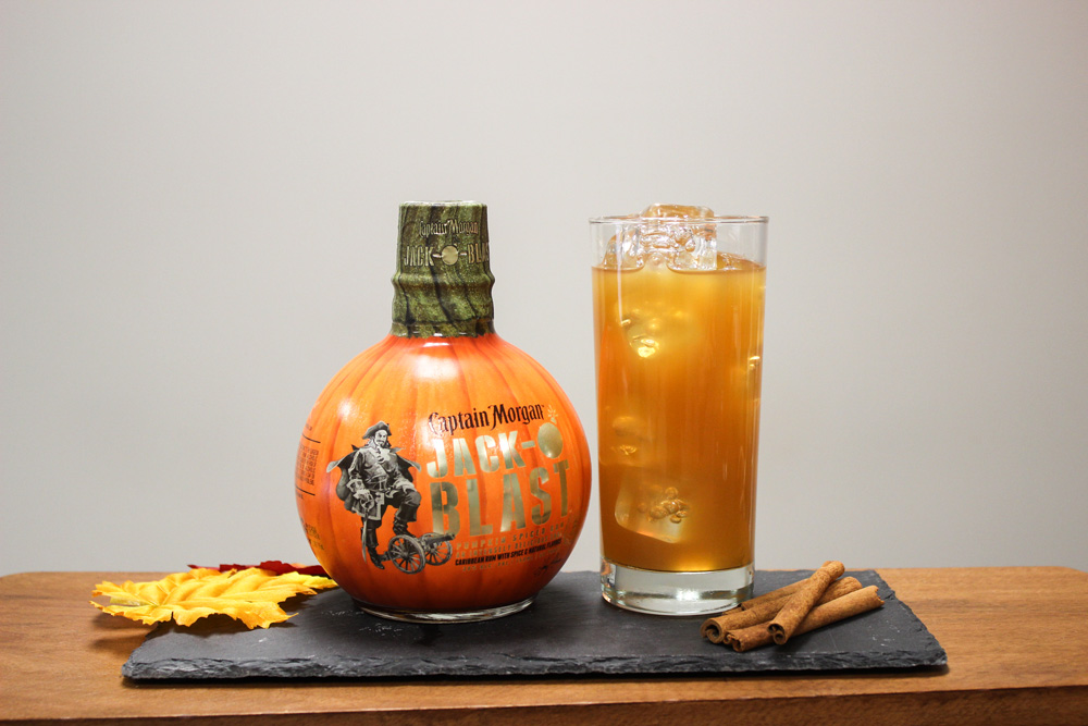 "Captain Morgan ""Apple Jack-O"" Recipe"