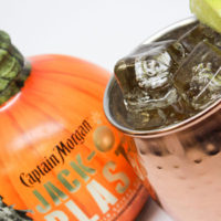 Introducing Captain Morgan Jack-O'Blast Pumpkin Spiced Rum