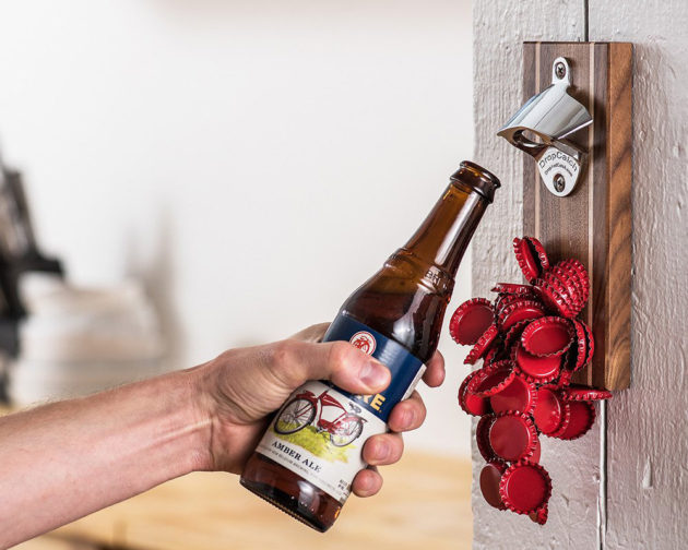DropCatch Wall Mounted Bottle Opener