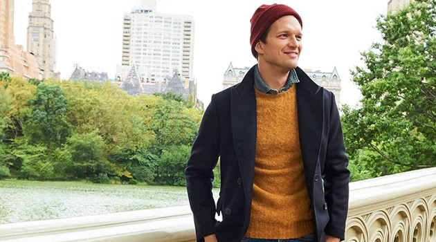 5 Stylish Pieces To Keep You Looking Good While Staying Warm This Fall