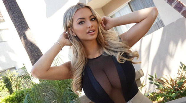 Guys Gab Hottie Of The Week – Lindsey Pelas