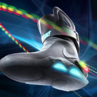 Nike's Self-Lacing 'Back to the Future II' Sneakers Can Finally Be Yours