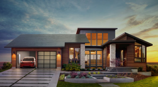 Tesla Just Unveiled Their 'Solar Roof', And It's A Real Game-Changer