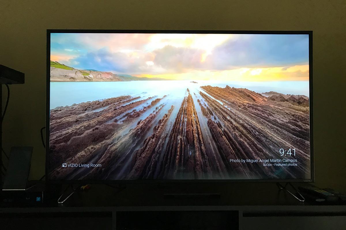 VIZIO M50-D1 SmartCast TV