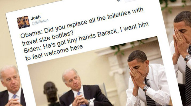 OMG, I Can't Get Enough Of These Hilarious Joe Biden Memes..