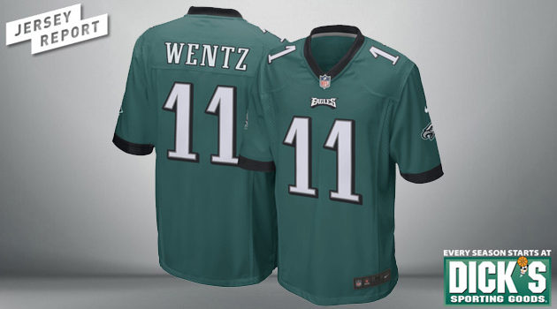 DICK'S Sporting Goods Jersey Report Shows Us The Best Selling NFL Jerseys