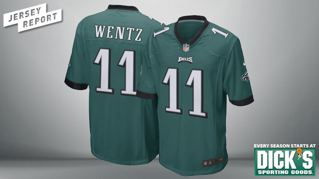 ccefbf9a9d7 DICK'S Sporting Goods Jersey Report Shows Us The Best Selling NFL Jerseys