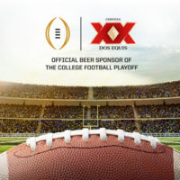 "Dos Equis Encourages Fans To Go For ""Game Day Greatness"""