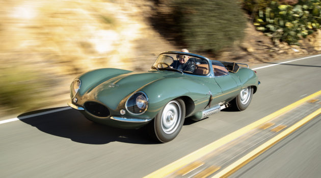 """The Jaguar XKSS """"Continuation"""" Supercar Is 60 Years In The Making"""