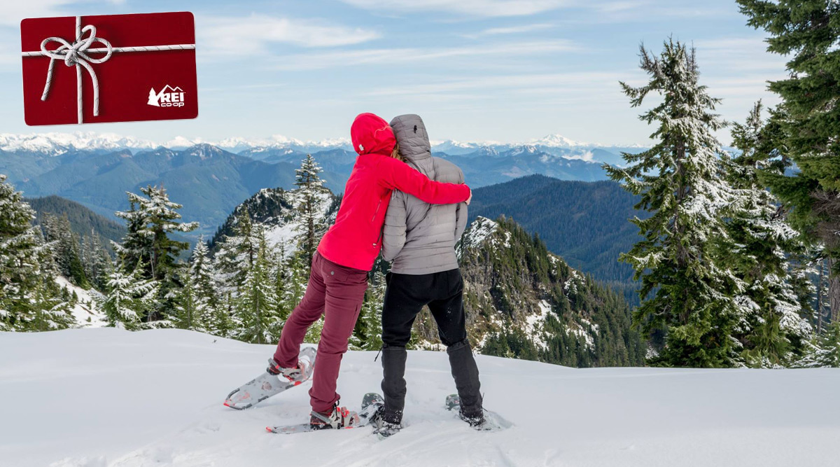 REI gift card giveaway