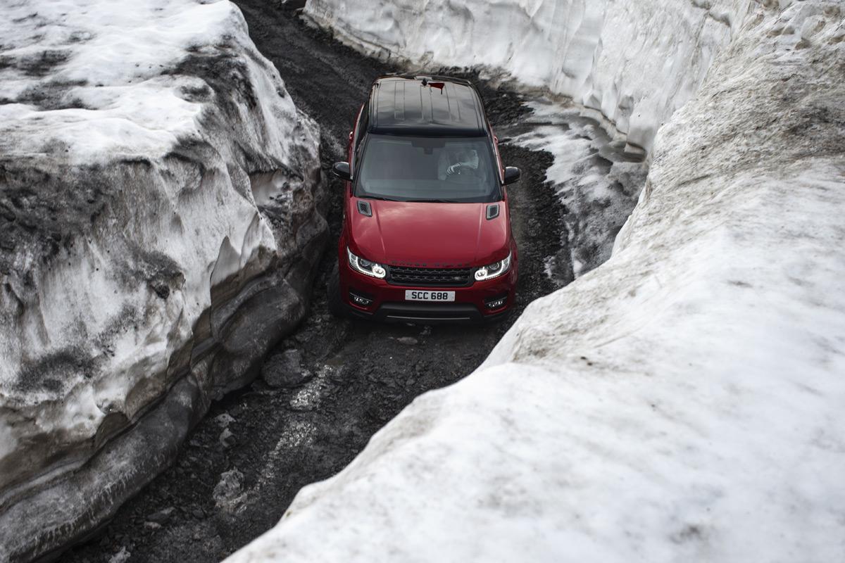 Range Rover Sport Downhill Challenge - 2