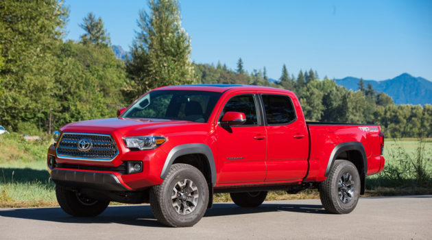 Death Or Glory In A 2016 Toyota Tacoma TRD Off-Road