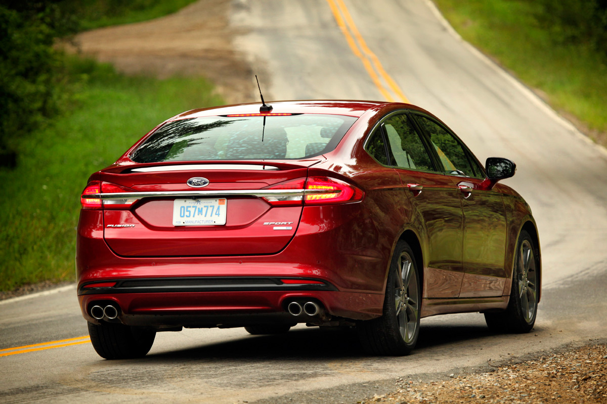 review 2017 ford fusion sport. Black Bedroom Furniture Sets. Home Design Ideas