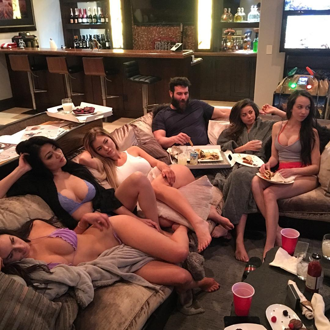 Dan Bilzerian - Epic Vegas Bachelor Pad