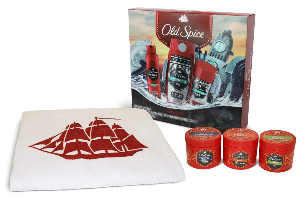 Old Spice Holiday Man Pack