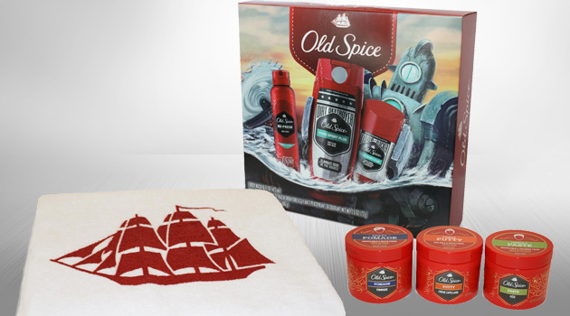 Enter To Win An Old Spice Holiday Gift Pack