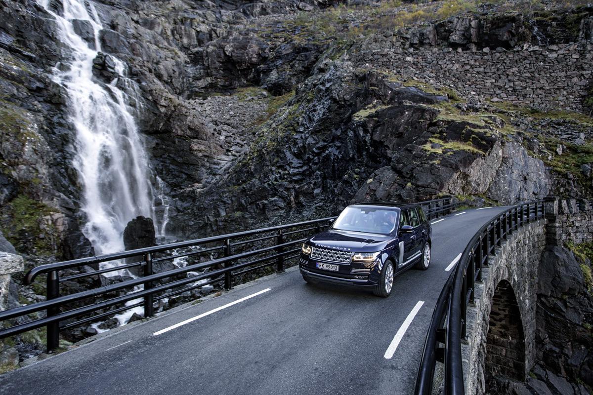 Range Rover Ultimate Vistas
