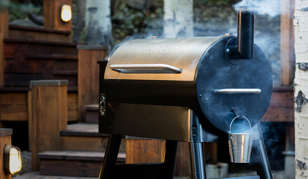 Traeger Grills Pro Series 34