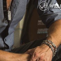 William Henry: Bold Men's Jewelry Worn With Style By Hollywood's Elite