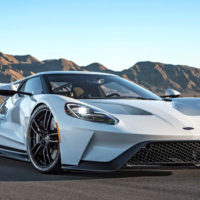 The 2017 Ford GT Makes 647 HP & 550 LB-FT, Has A Top Speed Of 216 MPH