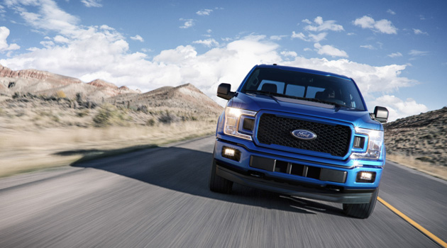 2018 Ford F-150 Sports A Sleek New Look, Along With Some New Engine Choices