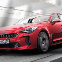 The 2018 Kia Stinger Could Be A Real Game Changer For Kia..