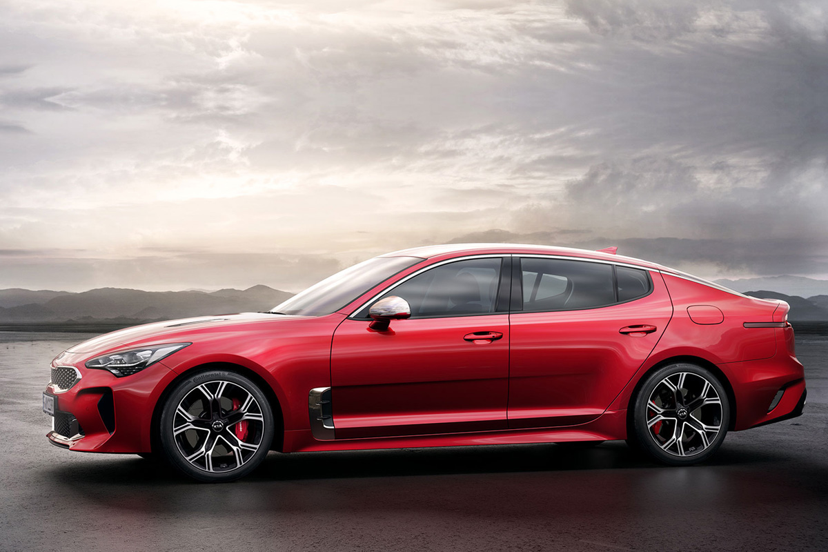 the 2018 kia stinger could be a real game changer for kia. Black Bedroom Furniture Sets. Home Design Ideas