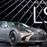 Introducing The All-New 2018 Lexus LS 500