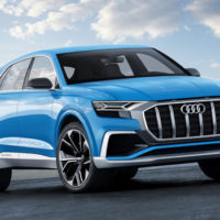 The Audi Q8 Concept Is One Bad-Ass SUV