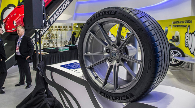 Michelin Introduces Pilot Sport 4S, Newest Ultra-High Performance Tire