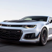 Watch The 2018 Chevrolet Camaro ZL1 1LE Lap The 'Ring In A Blistering 7:16.04