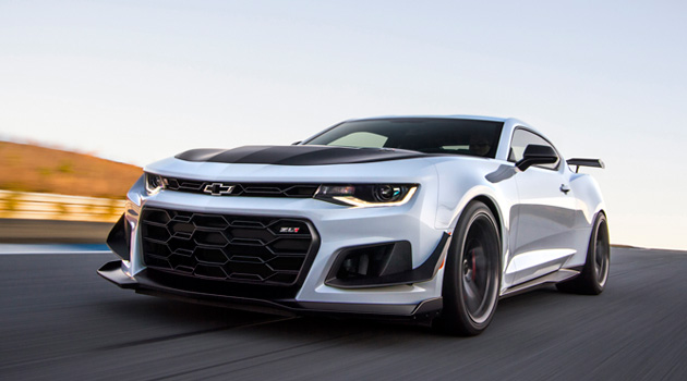 Behold The 2018 Camaro ZL1 1LE, The Most Track-Capable Camaro Ever