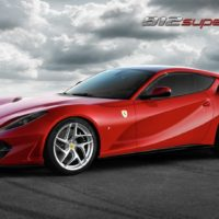 Ferrari 812 Superfast Is The Fastest, Most Powerful Prancing Horse Ever