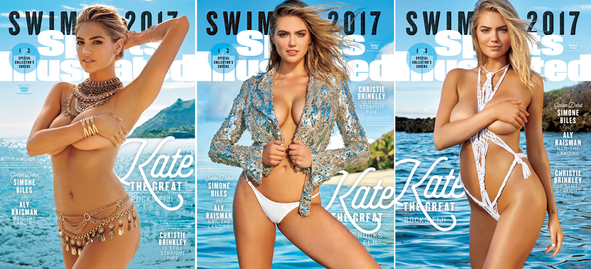 SI - Kate Upton Covers