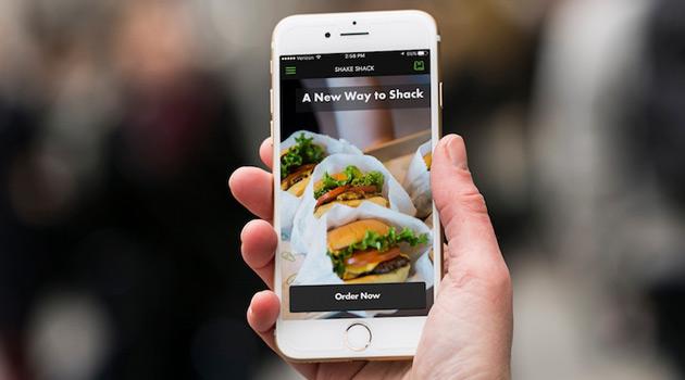 Shake Shack App