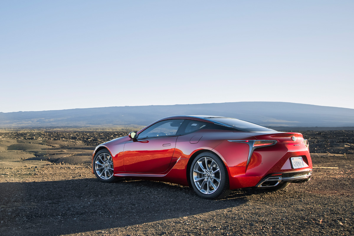 first drive 2018 lexus lc 500 lc 500h. Black Bedroom Furniture Sets. Home Design Ideas