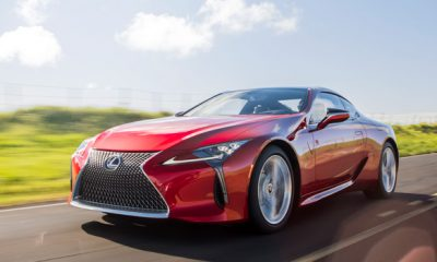 First Drive - 2018 Lexus LC 500