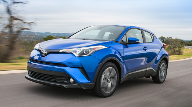 First Drive: 2018 Toyota C-HR