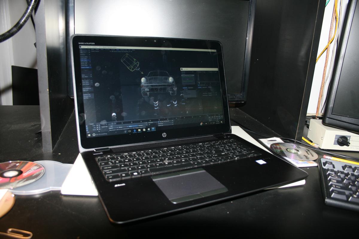 HP ZBook 15u G4 - Lightwave