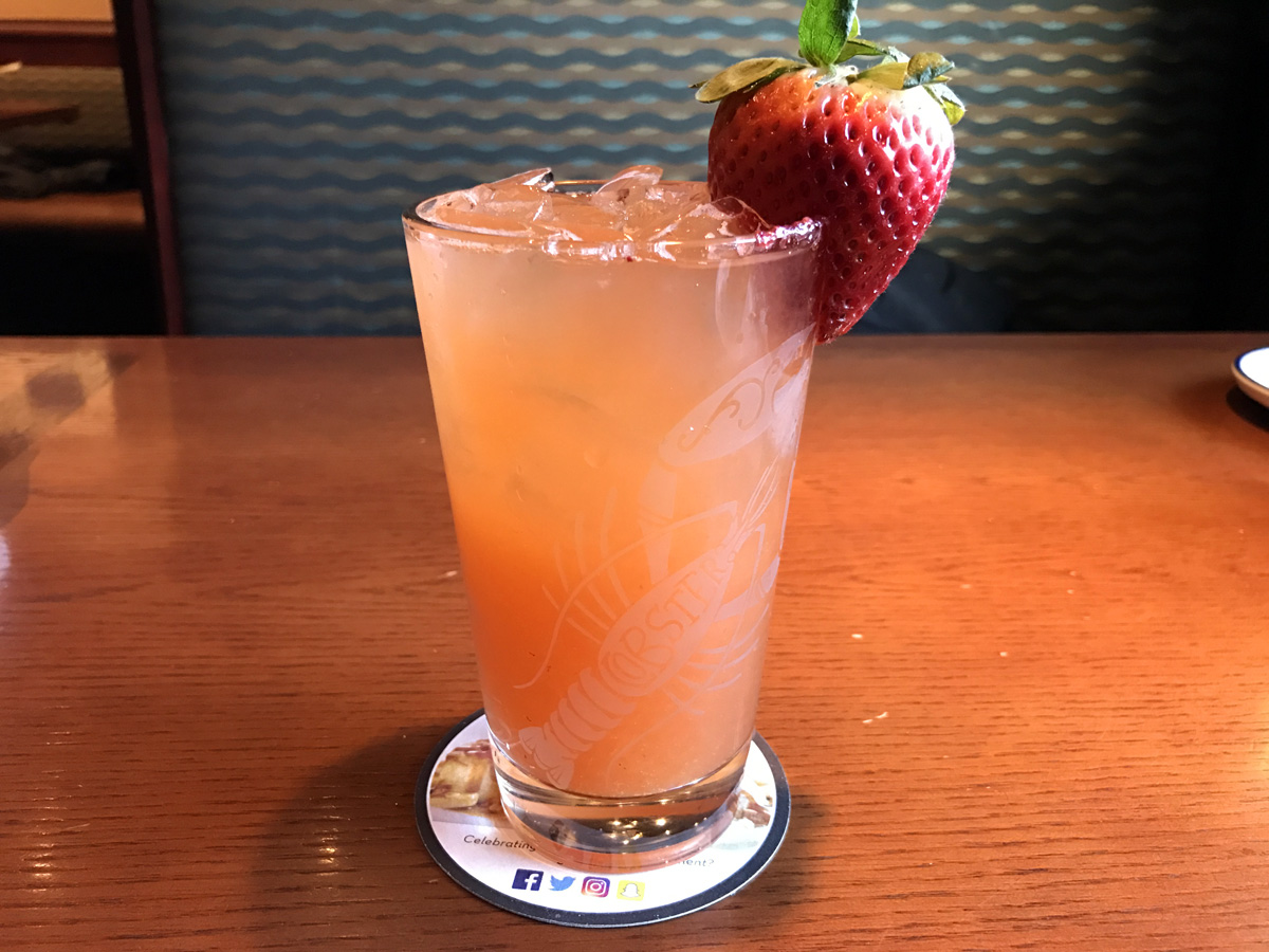 Red Lobster - Island Lobster Punch