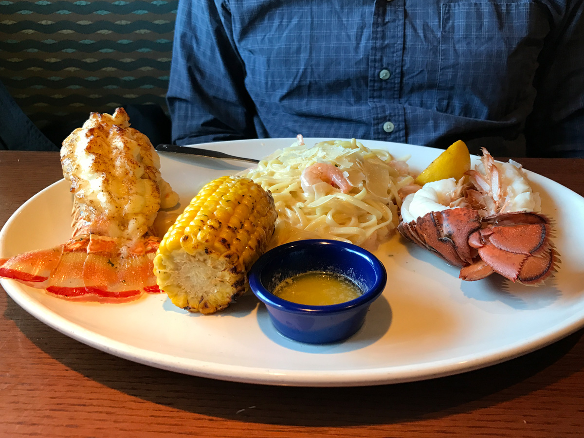 Red Lobster - Lobster Lover's Dream