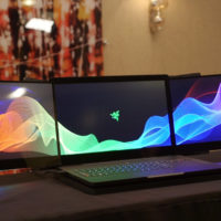 How Awesome Is This Razer Project Valerie Triple-Screen Laptop?