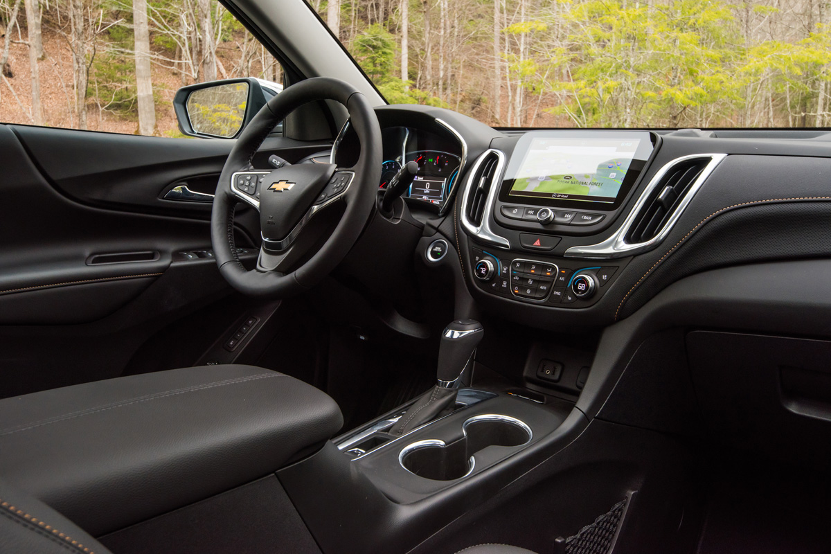 2018 Chevrolet Equinox - Interior