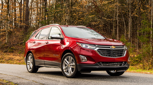 First Drive: 2018 Chevrolet Equinox