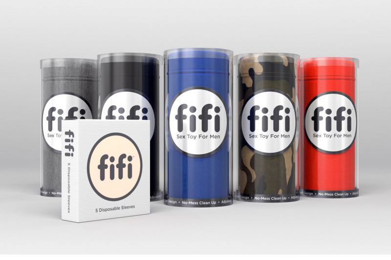 Fifi Sex Toy For Men