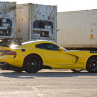 Pennzoil Takes The Dodge Viper On A Tire Shredding Ride Through Miami