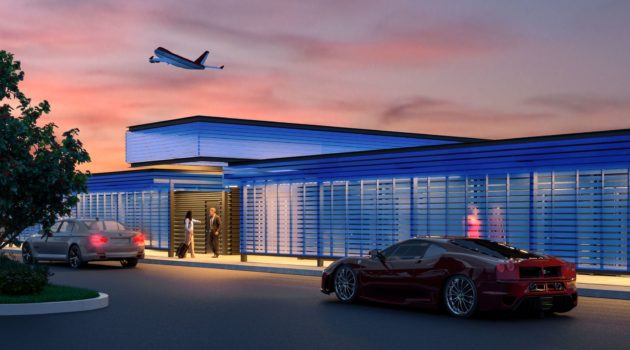 LAX Has A New Private Luxury Terminal For The Rich And Famous