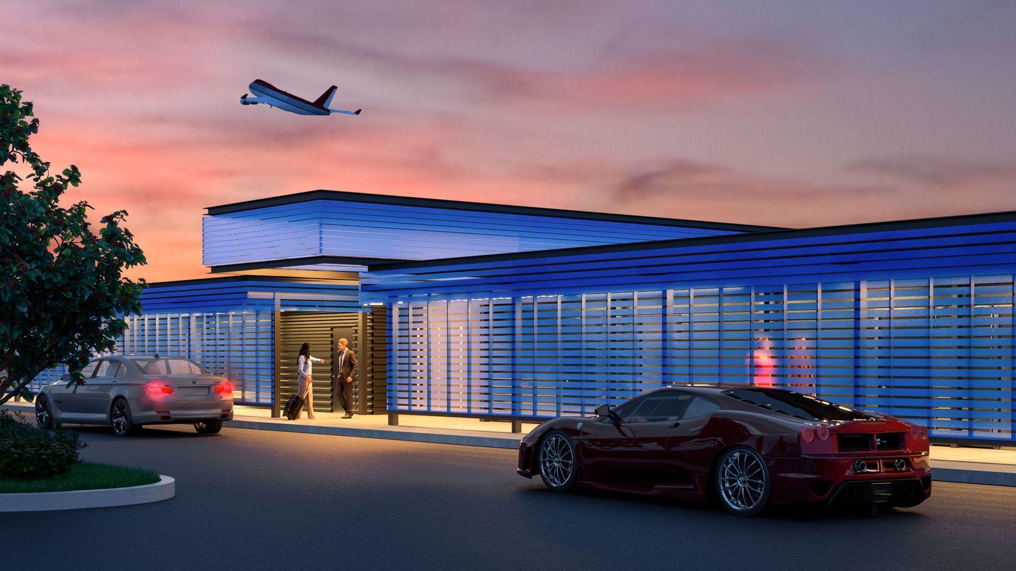 LAX - The Private Suite